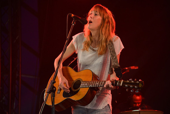 Beth Orton performs at Latitude Festival 2013 - 19/07/13