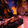 Instruments in waiting, Foghorn String Band