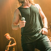 Stephen MacConville -  Confessions of a Traitor - Metalcore from London, UK @ Volt Poppodium - Sittard - NL