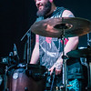 Jay Ellis -  Confessions of a Traitor - Metalcore from London, UK @ Volt Poppodium - Sittard - NL
