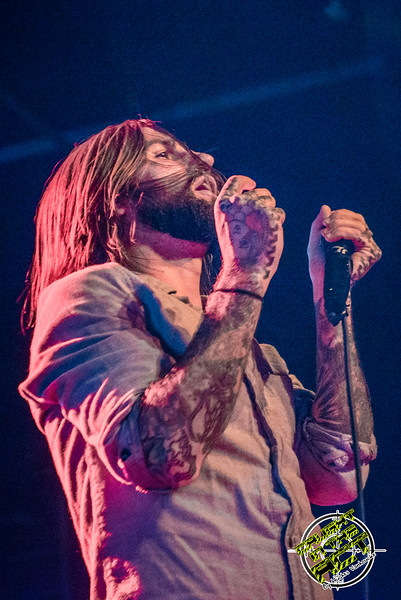 Keith Buckley (Every Time I Die) @ Trix - Antwerp/Amberes - Belgium/Bélgica