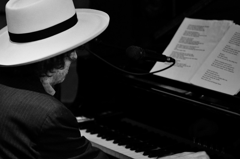 TD Victoria International Jazzfest - Tuesday June 25 Hermann's Jazz Club with Jon Cleary from New Orleans.