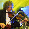 Bluegrass ledgen Sam Bush joined Leftover Salmon at the Stanley Hotel concert series, March 13 -15th.
