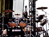 Spearhead drummer<br /> at the Austin City Limits Music Festival 2009<br /> Dell Stage, 7:00 - 8:00 PM, Sunday, October 4, 2009 <br /> Photos Courtesy of Sean Murphy © 2009