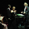 Lisa Jennings, Martin Jarvis and Dimitri Kopanakis, Symphony by the Sea 21 June 2008