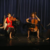 Lisa Jennings, Wilfred Lehmann, Rebecca Harris and Anastasia Coroneo, Fundraising Concert at CDU 2007