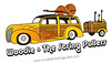Woodie and The String Pullers logo