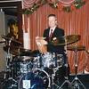 Ron Leach, drums