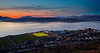 Twilight from the Lyle Hill - 11 March 2014