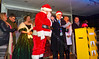 Santa's Here to Switch on the Greenock Christmas Lights - 5 December 2013