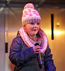 Young Singer Entertains the Crowd - 5 December 2013
