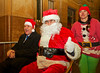 Santa's Here at Greenock Town Square - 5 December 2013