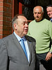 Alex Salmond at Ferguson's Shipyard - 22 August 2014
