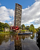 Beaver Bay Assists with the Barge Move at Bascule Bridge - 10 September 2013