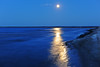 Lake Ontario moonrise 10 DSC_2318