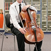 BSHS Cellist Walter Thiem. Photo By Eric Jenks