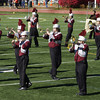 102109 :State Marching Band Finals : LOW_Lowell HS marching band presents its program Sunday at Cawley Stadium. Sun Photo Bob Whitaker_DIG#2040