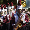 102109 :State Marching Band Finals : LOW__LHS marching band at Cawley Stadium, Sunday. _Sun Photo Bob Whitaker_DIG#2040