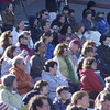 102109 :State Marching Band Finals : LOW__Partial crowd at Cawley Stadium, lowell for stste Mrching Band finals. Sun Photo Bob Whitaker_DIG#2040