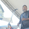 Shaun Walker/The Times-Standard<br /> <br /> Mississippi native Zach Harmon gets the crowd going during the 11th-annual Blues By the Bay on the Eureka waterfront Saturday.