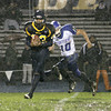 Josh Jackson/The Times-Standard<br /> <br /> Saturday's game in Crescent City.