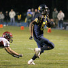 Josh Jackson/The Times-Standard<br /> <br /> Friday's game at Del Norte High School.