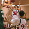 Prep Basketball McKinleyville Tip-Off McKinleyville Moreau Catholic