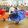 Shaun Walker/The Times-Standard<br /> <br /> Students dance during Cinco de Mayo festivities at Ferndale Elementary on Friday. The event featured many costumed dance performances, live music, and homemade Mexican food. On May 15 is a Cinco de Mayo parade down Main Street at 11 a.m. and then live music, dancing, and food at the Humboldt County Fairgrounds, from noon to 3 p.m.