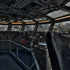 Navigation Control Bridge, USS Intrepid