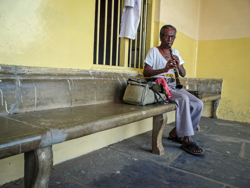 Morning Clarinet, Mysore