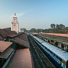 Early Morning Arrival at Mysore Station