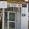 "While their may not be an HSBC bank here, there is it's own ""refrigerated"" ATM available."