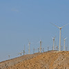 The San Gorgonio Pass Wind Farm is a wind farm located on the eastern slope of the San Gorgonio Pass in Riverside County.