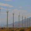 Developed beginning in the 1980s, it is one of three major wind farms in California, along with those at Altamont and the Tehachapi passes. The gateway into the Coachella Valley, the San Gorgonio Pass is one of the windiest places in southern California.