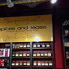 Spice and Tease at the Chelsea Market has just about every kind of tea or spice in bulk that you can imagine.
