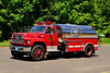 MANSFIELD TWP, NJ FRANKLIN FIRE CO. TANKER 3316