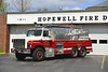 HOPEWELL, NJ TANKER 52 - 1989 INTERNATIONAL/TECH WELD 1500/4000