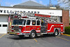 HOPEWELL, NJ QUINT 52 - 2006 EMERGENCY ONE CYCLONE II 2000/380/30CAFS/75'
