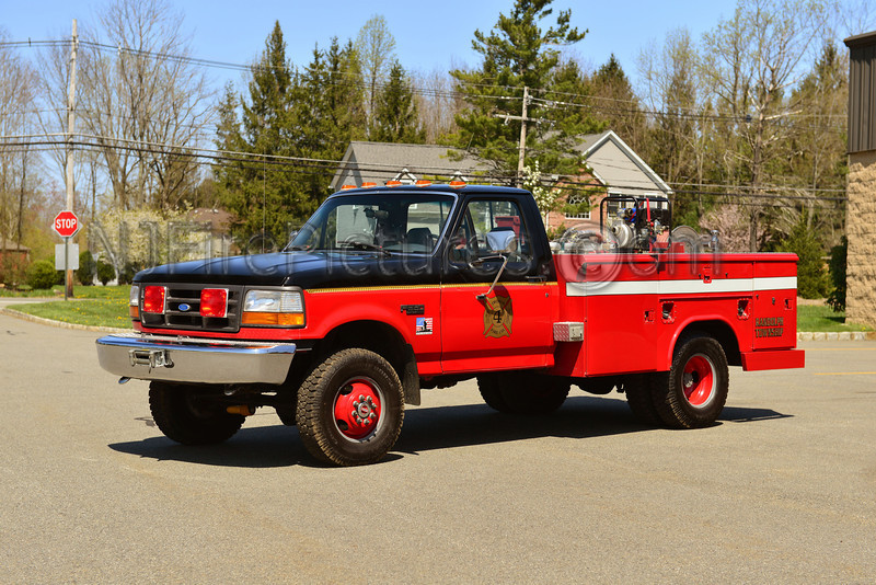 RANDOLPH TWP (IRONIA) BRUSH 44 - 1992 FORD F350/READING 250/200
