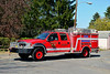 SUSSEX BOROUGH RESCUE 601 - 2006 FORD F550/FIREMATIC 300/200/15