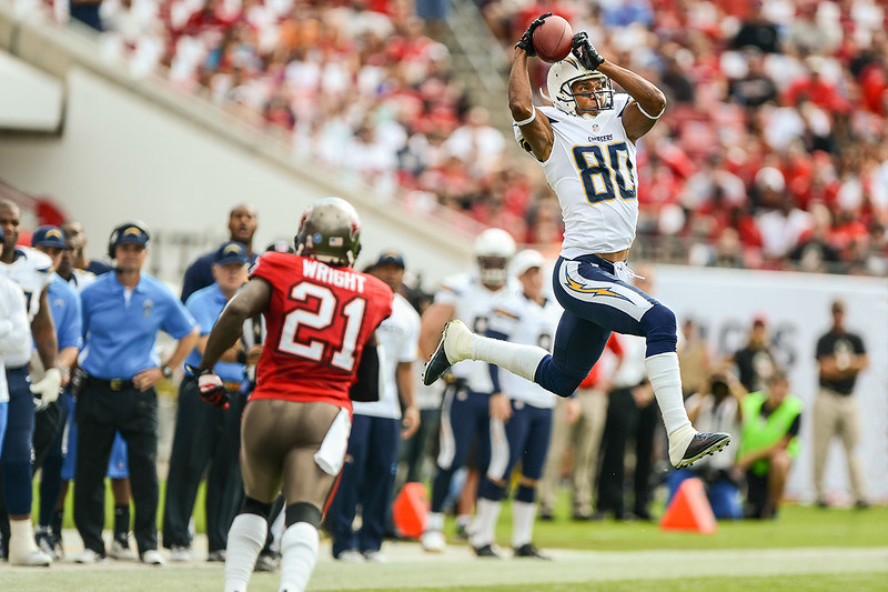 NFL Regular Season 2012 -- Bucs vs. Chargers