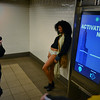 NO  PANTS  SUBWAY  RIDE  2015   -    Manhattan,  New York City