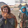 Women in Nandary Informal Settlement, Kabul, Afghanistan (Photo: Laurie Wiseberg)