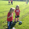Adison and Lilly    Adi scoccerd a Goal!!!!  June 15th 2013