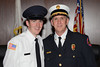 Naperville Fire Department - Naperville, Illinois - New Firefighter Induction Ceremony - May 1, 2015