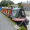 Narrowboat - Tilly Mint 130817 Garstang