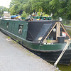 Narrowboat - They're Knot Whippets 130817 Garstang