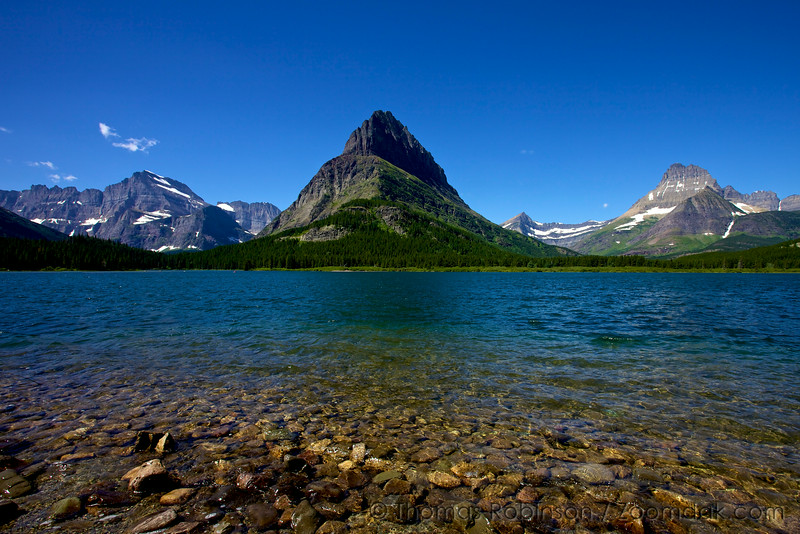 Swiftcurrent Lake Daytime