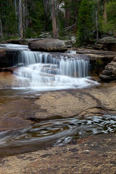 Upper Merced Waterfall