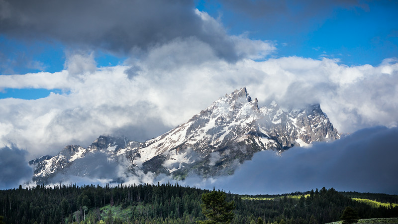 Grand Tetons revealed